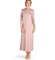 Hanro Clotilde Long Sleeve Gown 77681