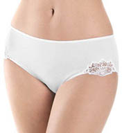 Hanro Eliza Lace Detail Brief Panty 9036