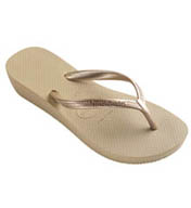 Havaianas High Light Wedge Flip Flop 4001030