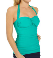Helen Jon Maldives Convertible Retro Tankini Swim Top HJ0202