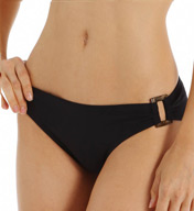 Helen Jon Essentials Tortoise Hipster Swim Bottom NYS0231