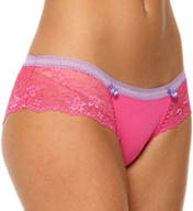 honeydew Claudia Rayon And Lace Hipster Panty 200469