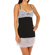 honeydew Emma Elegance Modal And Lace Chemise 374803