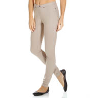 Hue Shadow Stripe Jeans Leggings 14595