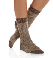 Hue Tweed Twist Boot Sock 14930