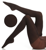 Hue Twill Tights with Control Top 15537