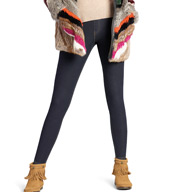 Hue Fleece Lined Denim Leggings 15561