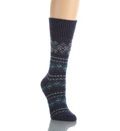 Hue Fairisle Boot Sock 15678