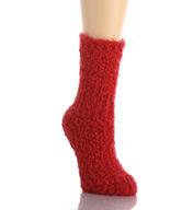 Hue Fluff Sock 16159