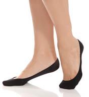 Hue Microfiber Liner Socks 2001