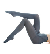 Hue Luster Tights With Control Top 2167
