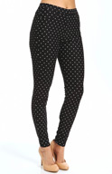 Hue Polka Dot Jeans Leggings U14032