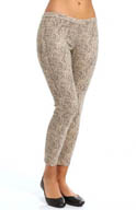 Hue Python Jeans Leggings U14361