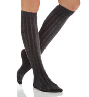 Hue Chenille Ribbed Knee Sock U14735