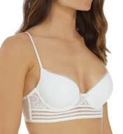 Huit Arpege Padded Air Mini Longline Bra ARPE8