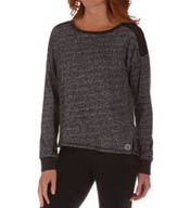Hurley 6Beach Active Dri-Fit Long Sleeve Fleece Crew GFT1560