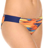Hurley It's Electric Aussie Tab Side Swim Bottom H1273