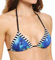 Hurley Cosmic Triangle Swim Top HU51124