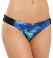 Hurley Cosmic Aussie Tab Side Swim Bottom HU51314