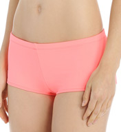 Hurley One and Only Boyshort Swim Bottom HU65375