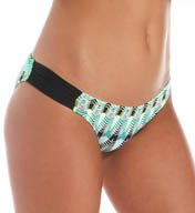 Hurley Phoenix Tab Side Bikini Swim Bottom HU70315