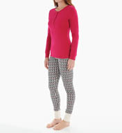 Jane & Bleecker Legging Pajama Set 350860F