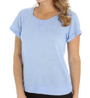 Jane & Bleecker French Terry Top 353930