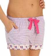 Jane & Bleecker Cotton Batiste Short 357900