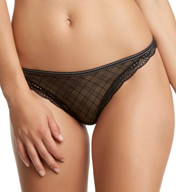 Jezebel Marni Diamond Mesh Thong 50027