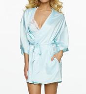Jezebel Satin Kimono Robe 75025