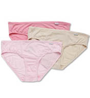 Jockey Elance Supersoft Bikini Panty - 3 Pack 2070