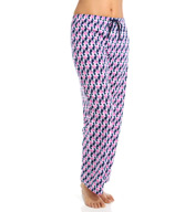 Jockey Parisian Bouquet Printed Long Pant 3311028