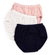 Jockey Comfies Micro Classic Fit  Hipster Panties -3 Pack 3328