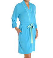 Jockey Enchanted Spring Solid Robe 334950