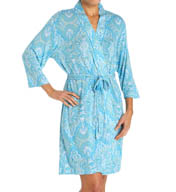 Jockey Enchanted Spring Printed Robe 334951