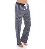 Jockey Parisian Bouquet Long Striped Pant 3381011