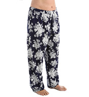 Jockey Parisian Bouquet Printed Plus Size Pajama Pants 3381015