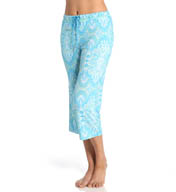 Jockey Enchanted Spring Printed Pant 338951