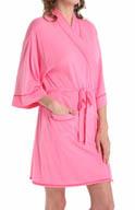 Josie by Natori Sleepwear Essentials Jersey Wrap U94023