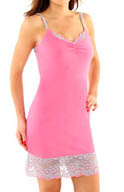 Josie by Natori Sleepwear Josie Spicy Essentials Chemise V98013