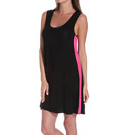 Josie by Natori Sleepwear Amp'd Solid Jersey Chemise W98424