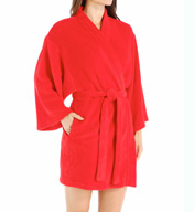 Josie by Natori Sleepwear Coral Fleece Wrap X94141