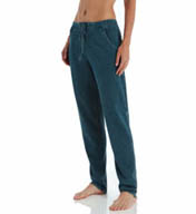 Josie by Natori Sleepwear Josie Sweatshirt Fleece Pant X97201