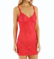 Josie by Natori Sleepwear Bardot Lace Chemise Y98022