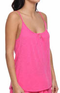 Juicy Couture Slub Knit Basic Tank 9JMS1482