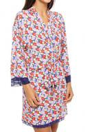 Juicy Couture Sleep Essentials Printed Robe 9JMS1611