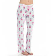Juicy Couture Woodblock Floral Sleep Pant 9JMS19WF