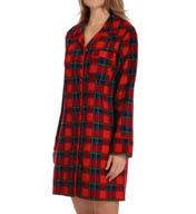 KayAnna Tartan Sleepshirt F12361