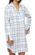 KayAnna Plaids Sleepshirt P12186