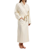 KayAnna Quilted Modal Shawl Collar Robe s01314